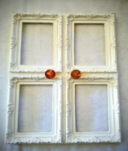 エレガント風飾り窓